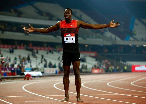 Усэйн Болт намерен побить мировой рекорд на 200 метровке