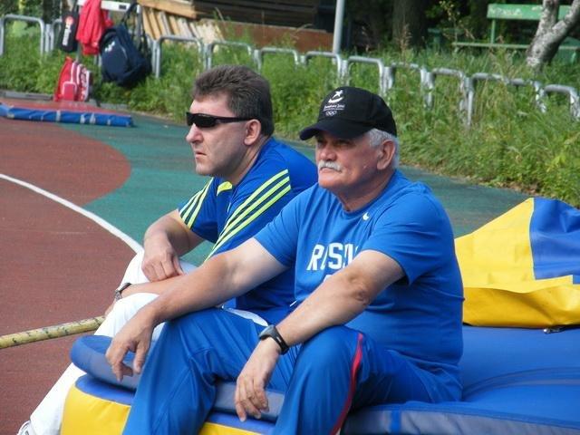 Евгений Трофимов обезпокоен за поколение ребят, которые пришли в легкую атлетику