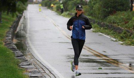 Советы по бегу под дождем
