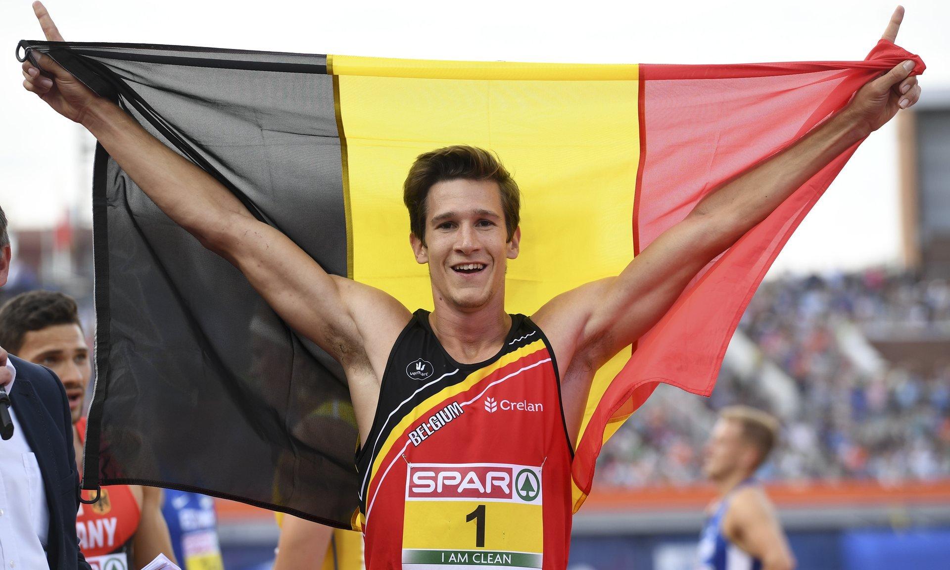 Бельгийский десятиборец победил рак и поехал на Олимпийские игры в Рио