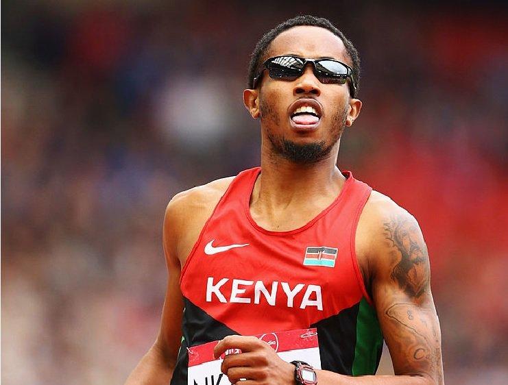 Кенийский легкоатлет не допущен в олимпийскую деревню в Рио