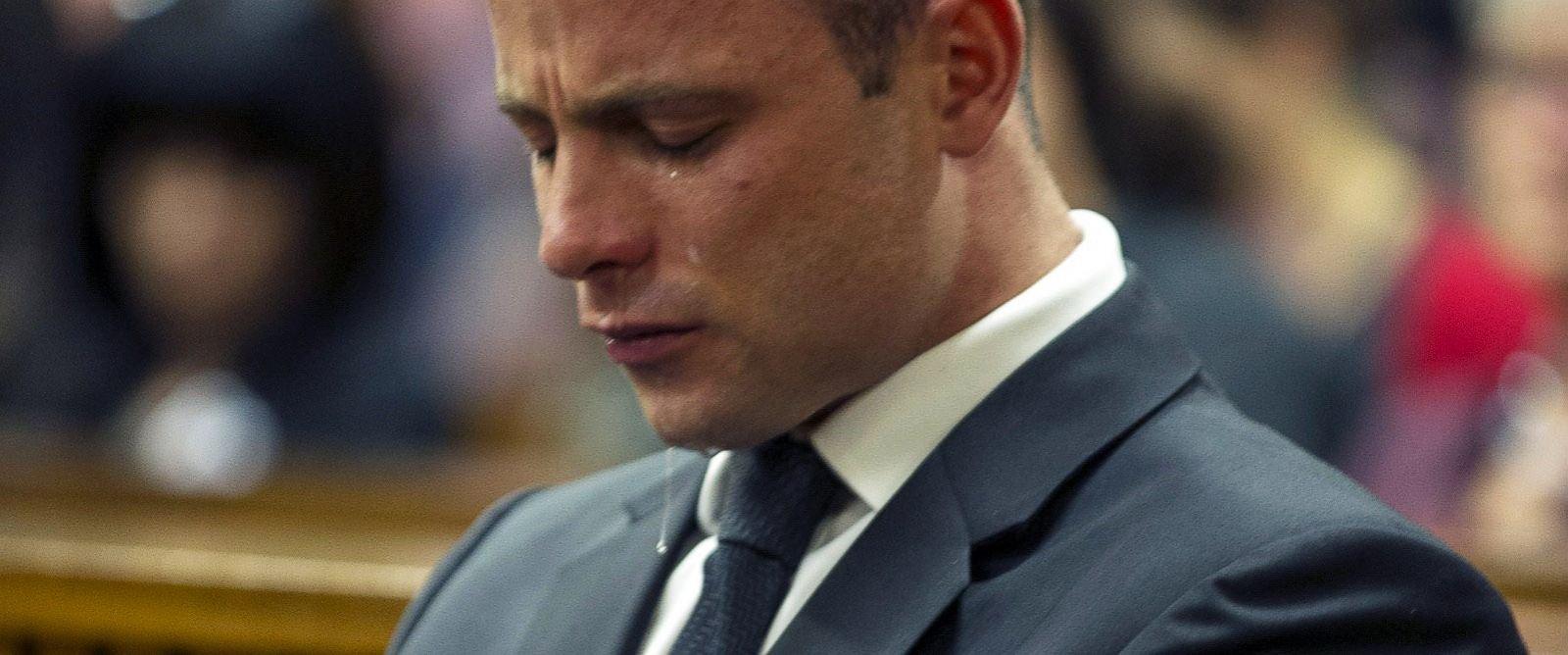 Оскар Писториус пытался покончить с собой в тюрьме