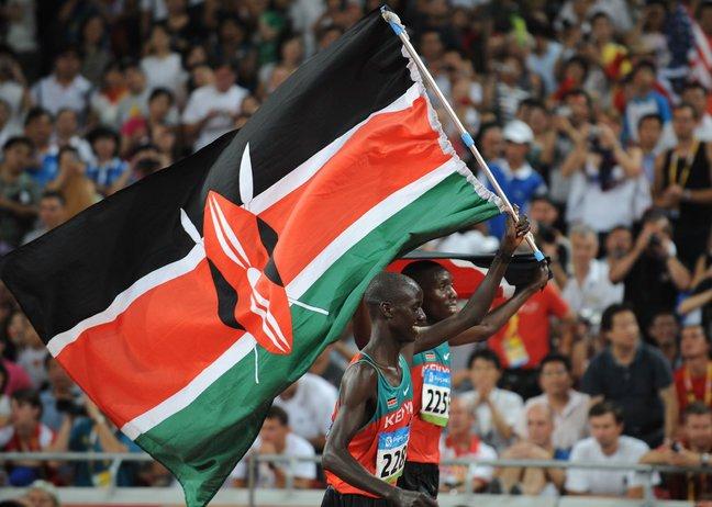 Тренер кенийских легкоатлетов арестован на родине