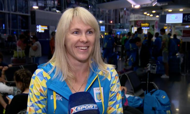 Украинки прокомментировали первый забег на 100 м в Рио