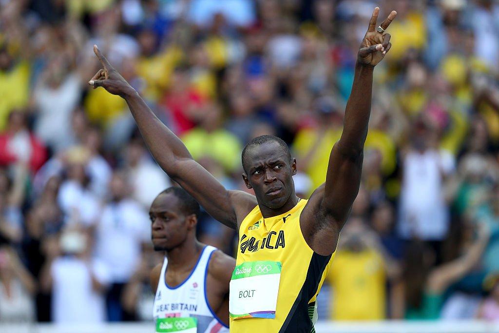 Усэйн Болт с четвертым временем вышел в полуфинал ОИ-2016 в беге на 100 метров +Видео