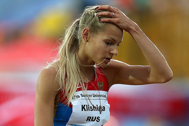 Спортивный арбитражный суд допустил Дарью Клишину до Рио-2016