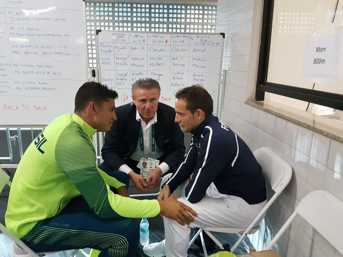 МОК раскритиковал поведение зрителей во время награждения Рено Лавильени на Играх