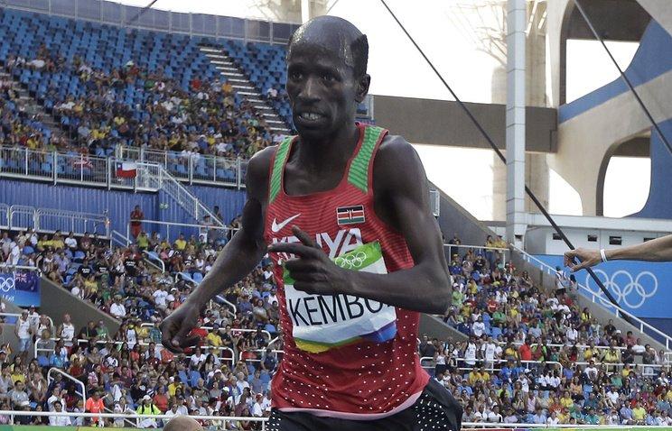 Эзекиль Кембой лишен бронзовой медали  Игр-2016