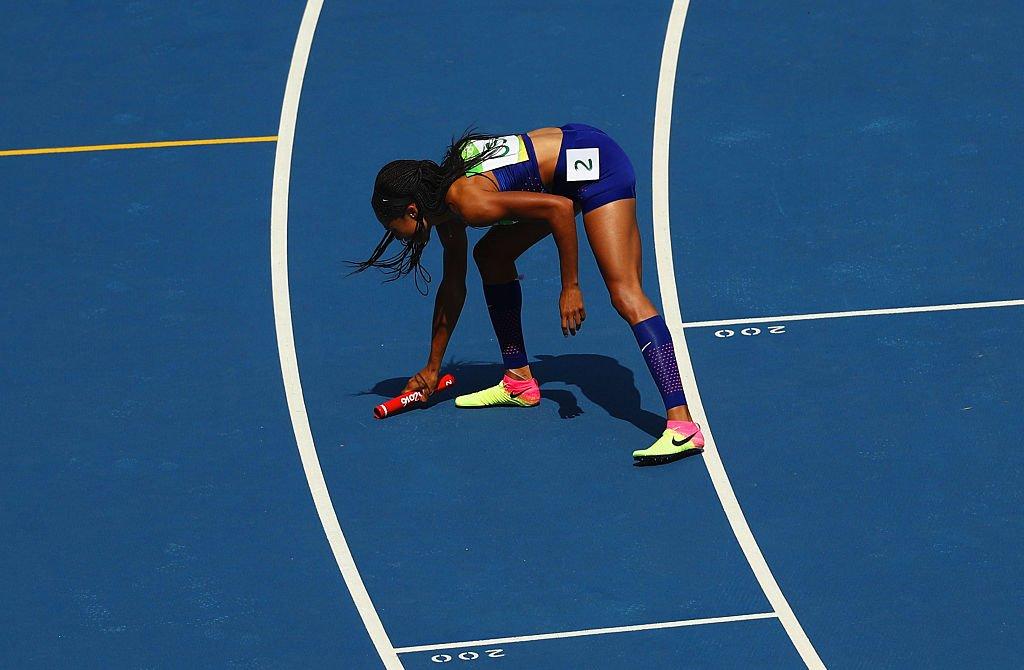 Сборная США в женской эстафете получит второй шанс пройти в финал