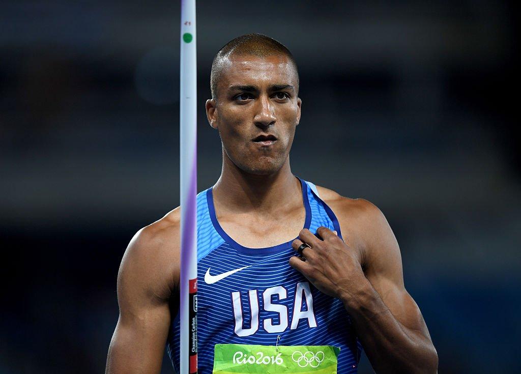Эштон Итон завоевал олимпийское золото в Рио