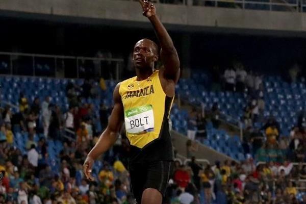 Усэйн Болт: «Надеюсь, что после Рио-2016 буду в одном ряду с Али и Пеле»
