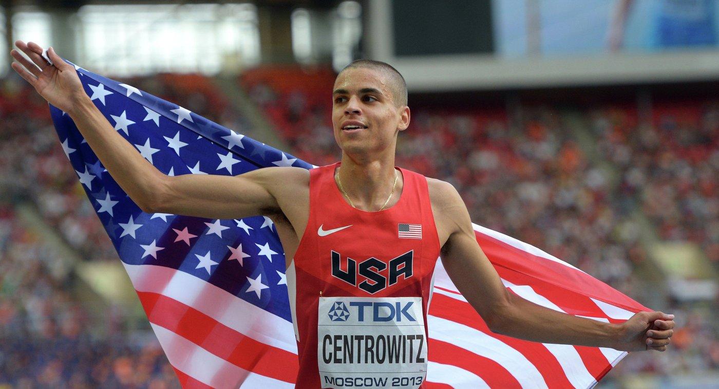 Американец Мэттью Центровиц завоевал золото в беге на 1500 м на Олимпиаде в Рио
