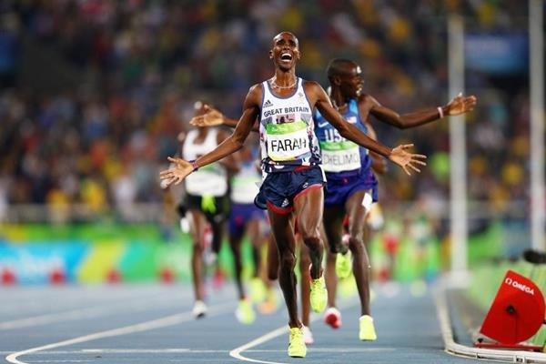 Пол Челимо дисквалифицирован и лишился серебра ОИ в Рио на дистанции 5000 м
