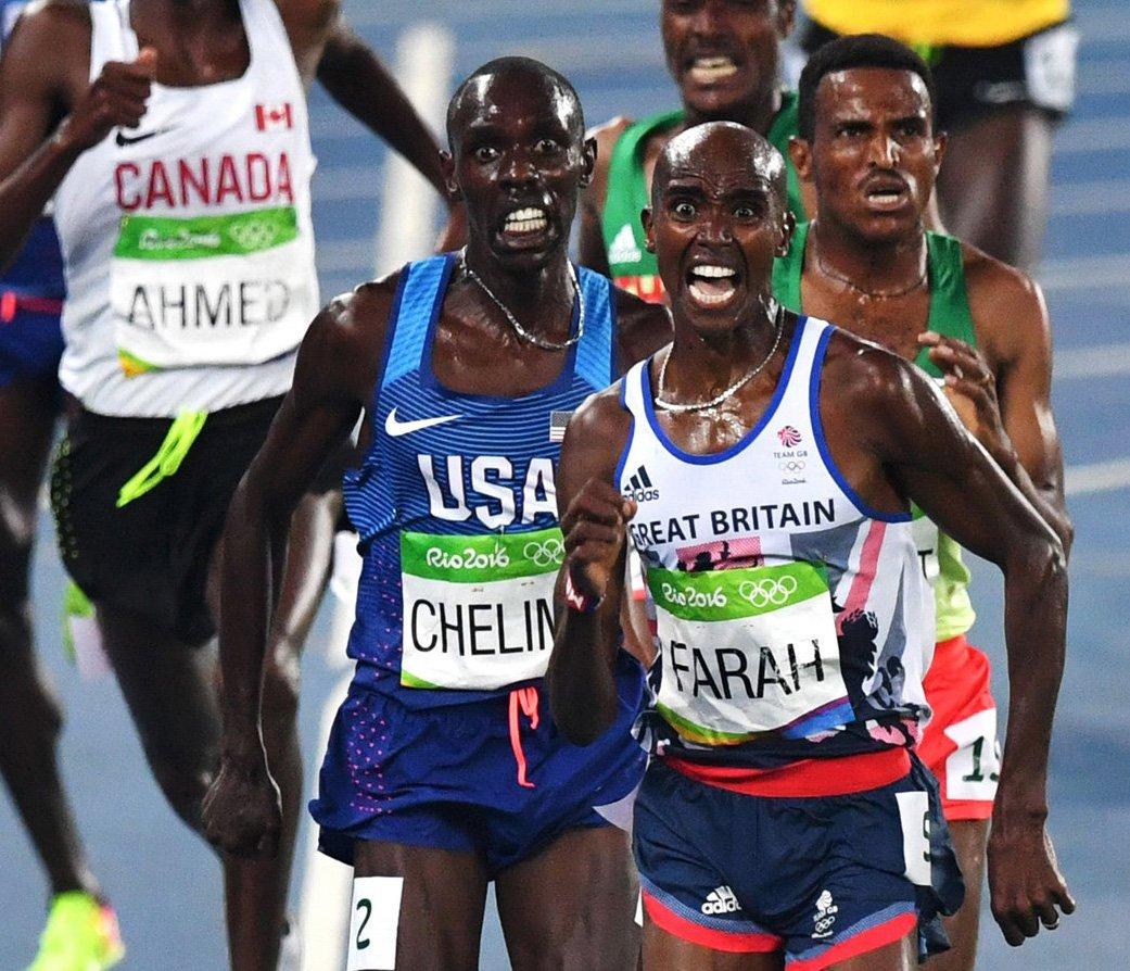 Дисквалификация американского бегуна Пола Челимо отменена, он получит серебро ОИ-2016