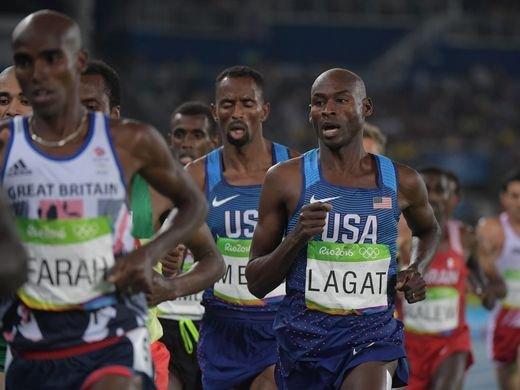 Бернард Лагат прокомментировал решение судей на дистанции 5000 м в Рио-2016