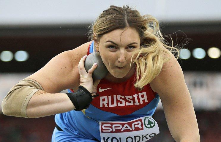 Толкательница ядра Евгения Колодко лишена серебра Олимпиады-2012 из-за допинга