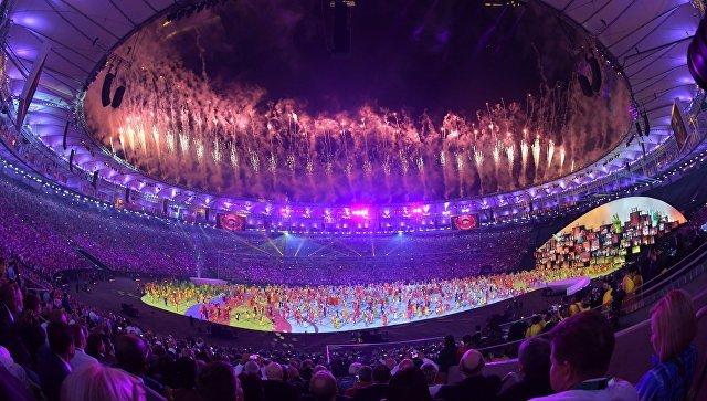 Сегодня в Рио-де-Жанейро проходит церемония закрытия Игр XXXI Олимпиады