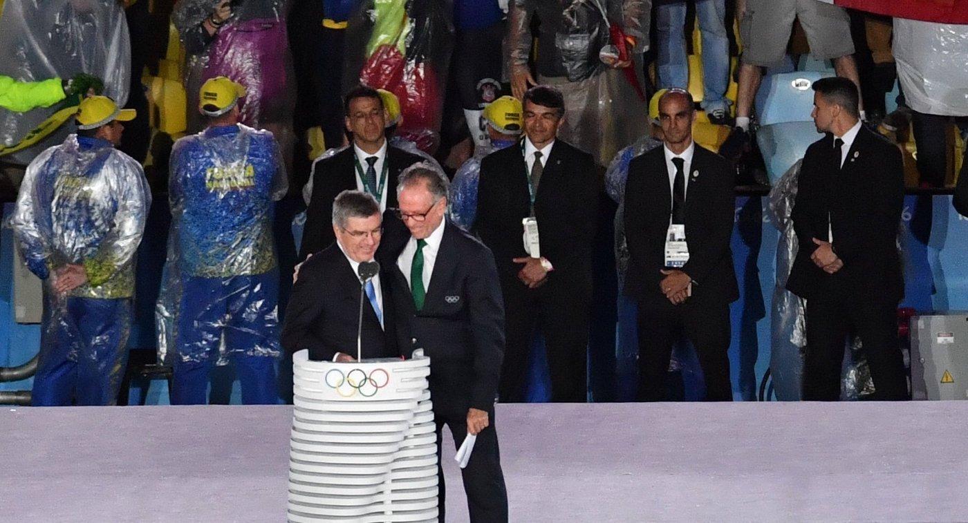 Летние Олимпийские игры 2016 года в Рио-де-Жанейро объявлены закрытыми