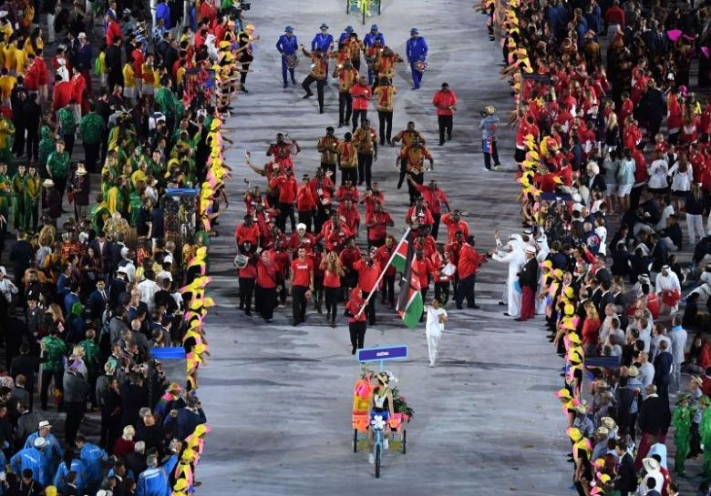 Три члена Олимпийского комитета Кении были задержаны из-за проблем в организации работы в Рио-2016
