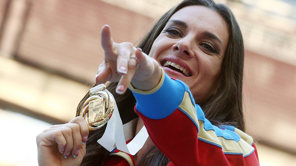 Жители Ульяновска организовали сбор средств на золотую медаль для Елены Исинбаевой