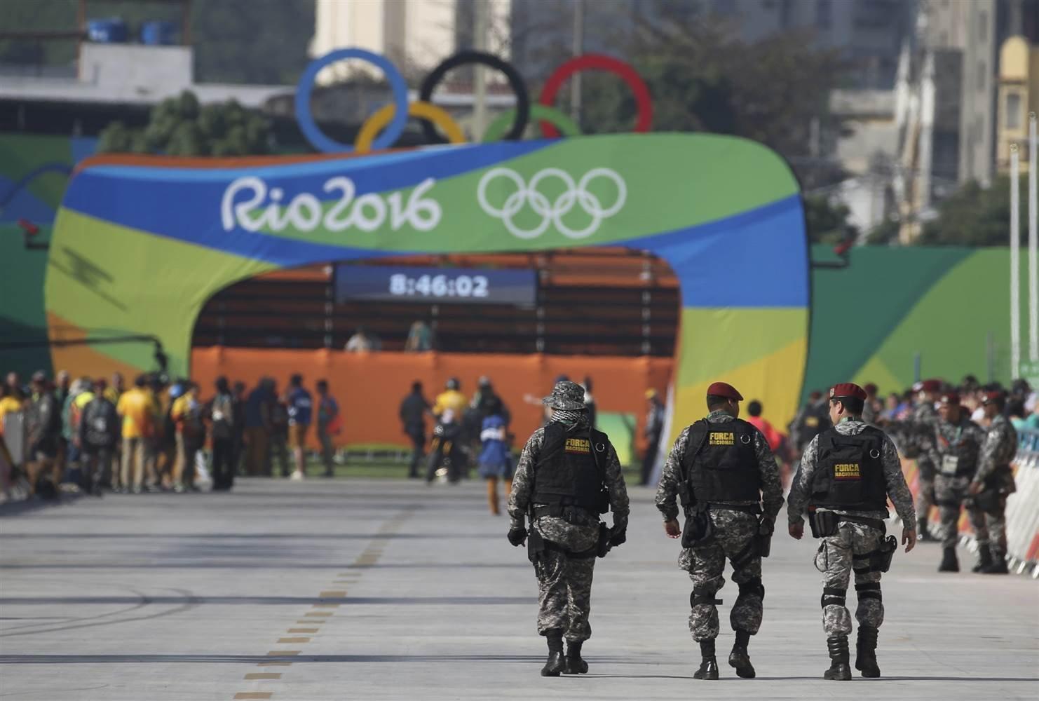 12 жителей Бразилии подозреваются в планировании биохимической атаки во время Игр-2016