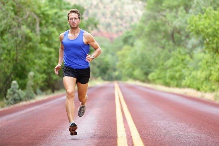 Бег и мужское здоровье