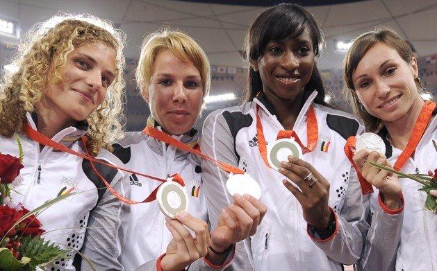 9 сентября бельгийские бегуньи получат золото ОИ-2008, которого лишили россиянок