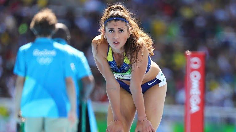 Спортсменке сборной Украины стало плохо после перелета из Рио