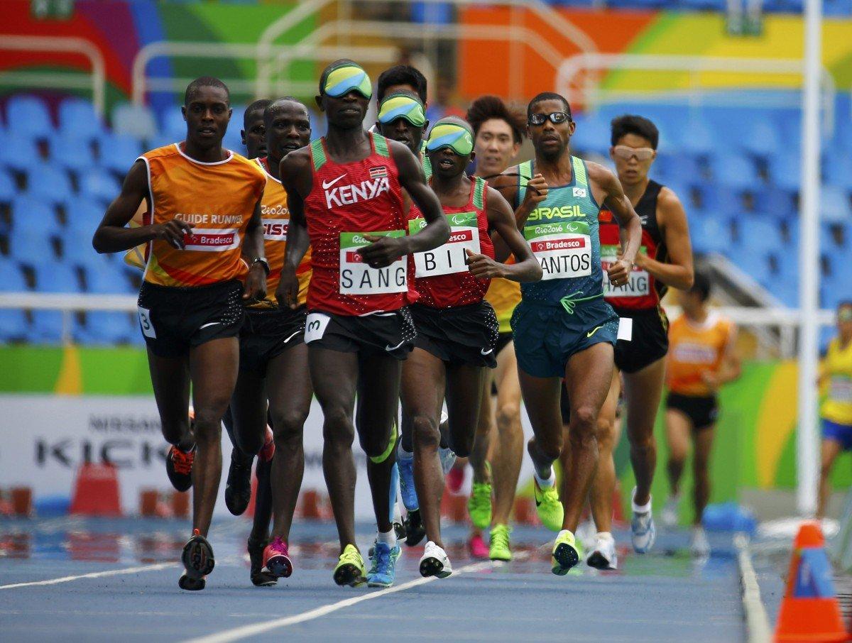 Кенийский атлет выиграл первую медаль Паралимпиады в Рио