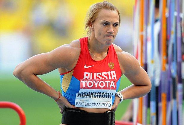 Абакумова лишена серебра Олимпийских игр в Пекине