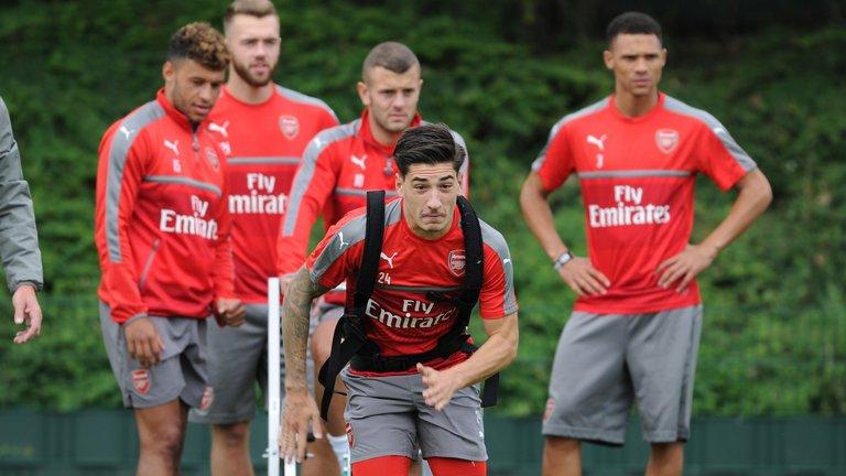 Футболист английского «Арсенала» бросил вызов Усэйну Болту