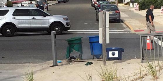В США рядом с местом проведения марафона сработало взрывное устройство