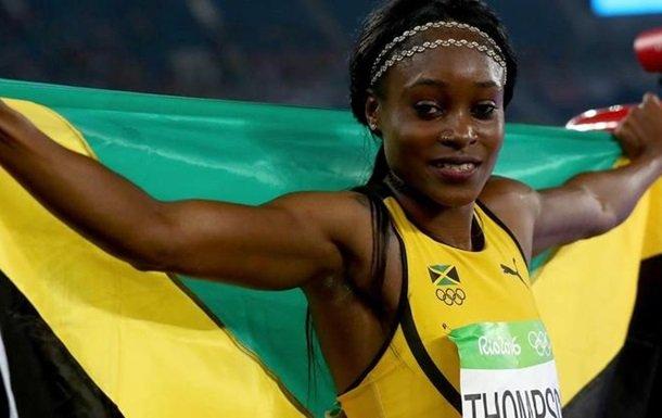 На Ямайке переименуют улицы в честь Элэйн Томпсон и Несты Картера