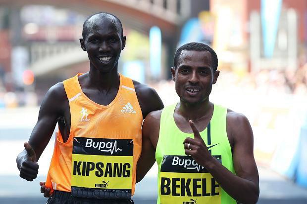 Кенениса Бекеле выиграл Berlin Marathon 2016 +Видео