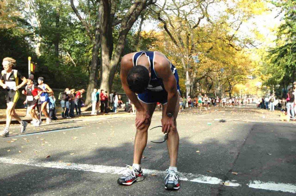 Восстановление после марафона