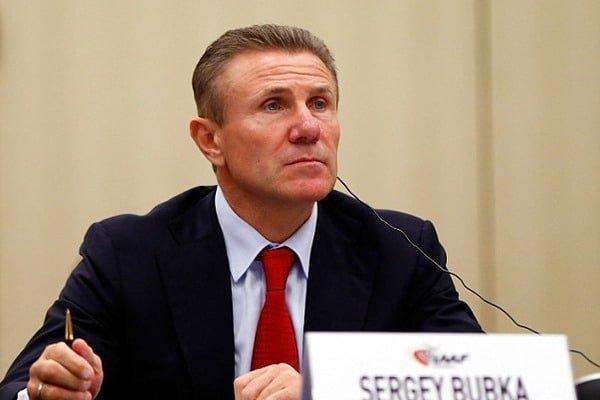 Сергей Бубка: