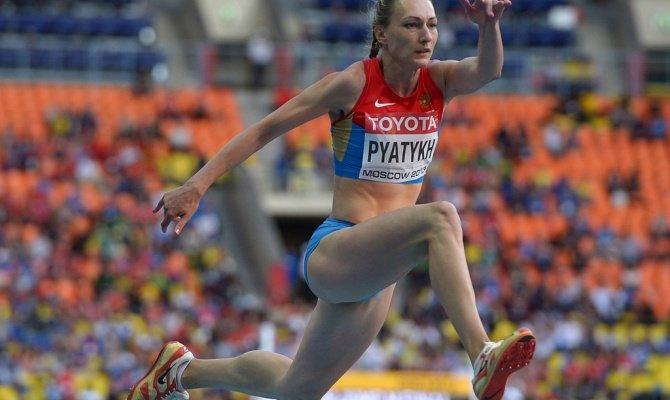 Анна Пятых получит бронзу ЧМ-2007 после дисквалификации соперницы