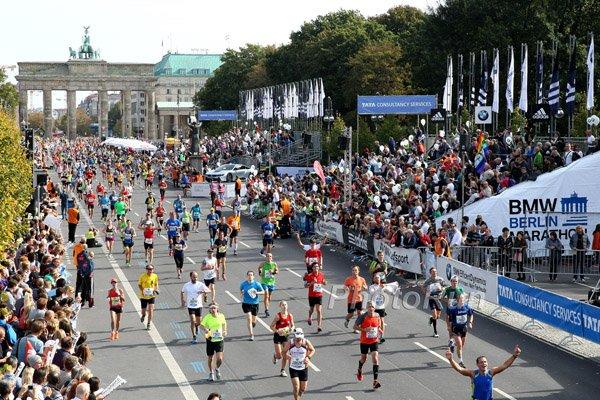 Полная видео трансляция с BERLIN Marathon 2016