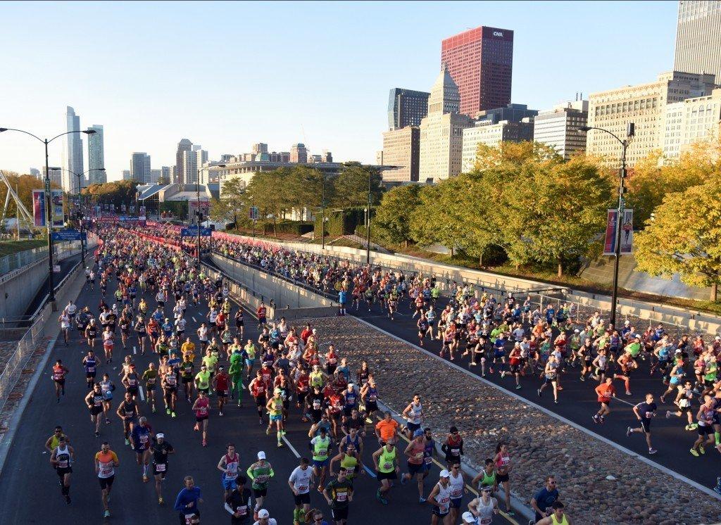 Чикаго в 2015 году получил финансовый приток в 277 млн долларов от организации марафона