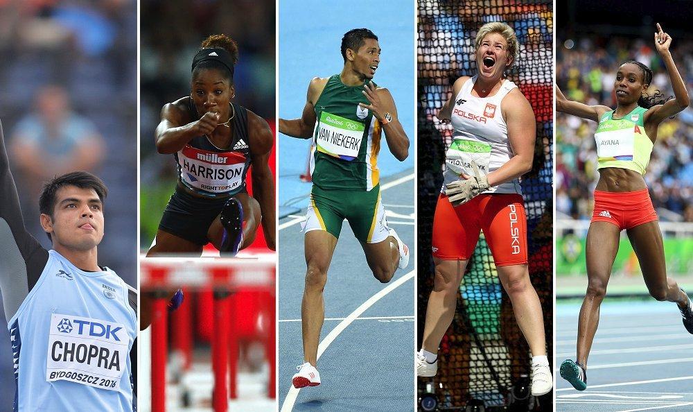 IAAF ратифицировала пять мировых рекордов