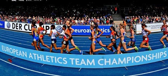 Киев претендует на проведение командного чемпионата Европы-2019 по легкой атлетике