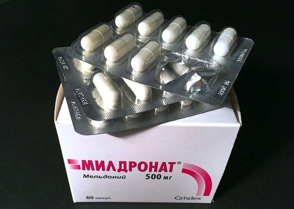 WADA оставило мельдоний в списке запрещенных препаратов на 2017 год