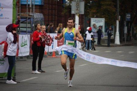 Результаты Dnipro Eco Marathon