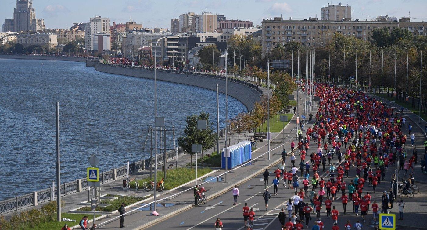 ВФЛА будет разбираться с дисквалификацией двух спортсменов Московского марафона