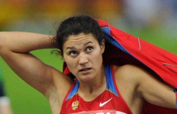 МОК лишил Татьяну Белобородову золотой медали Лондона-2012 в метании молота