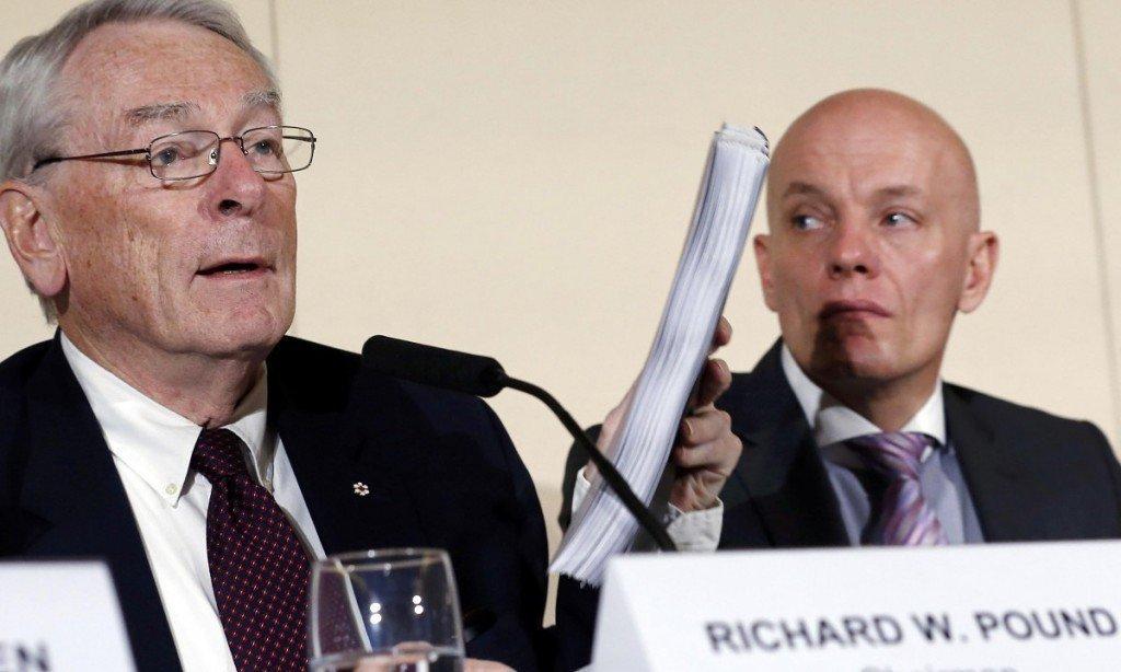 Ричард Паунд: «WADA никогда не было тестирующей организацией»
