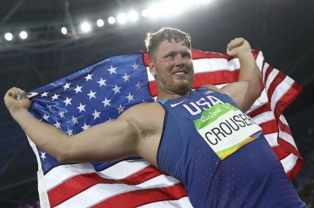 Диета олимпийского чемпиона