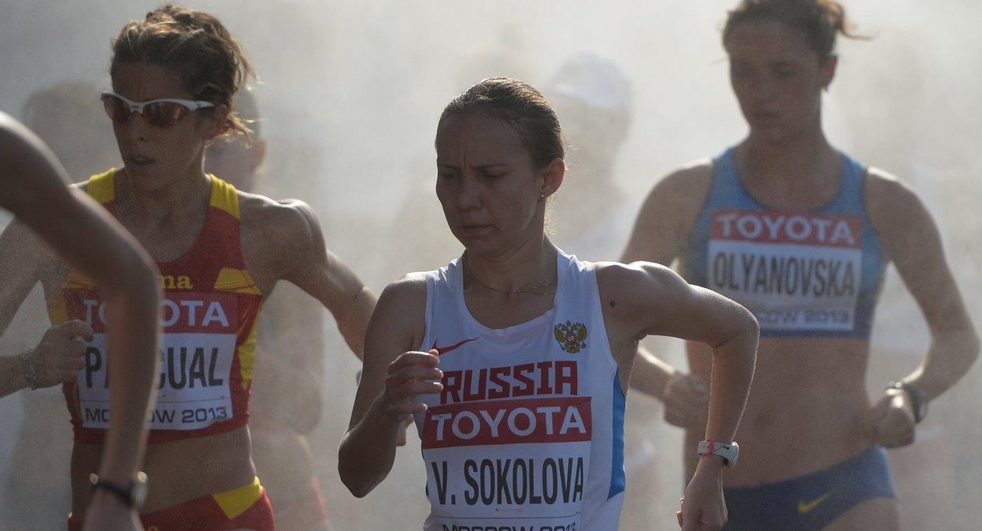 CAS дисквалифицировал пятерых российских ходоков из-за допинга
