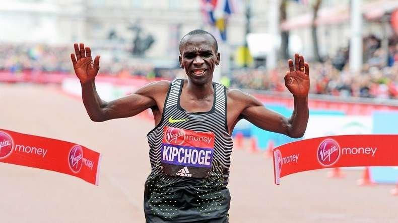 Элиуд Кипчоге примет участие в Delhi Half Marathon-2016