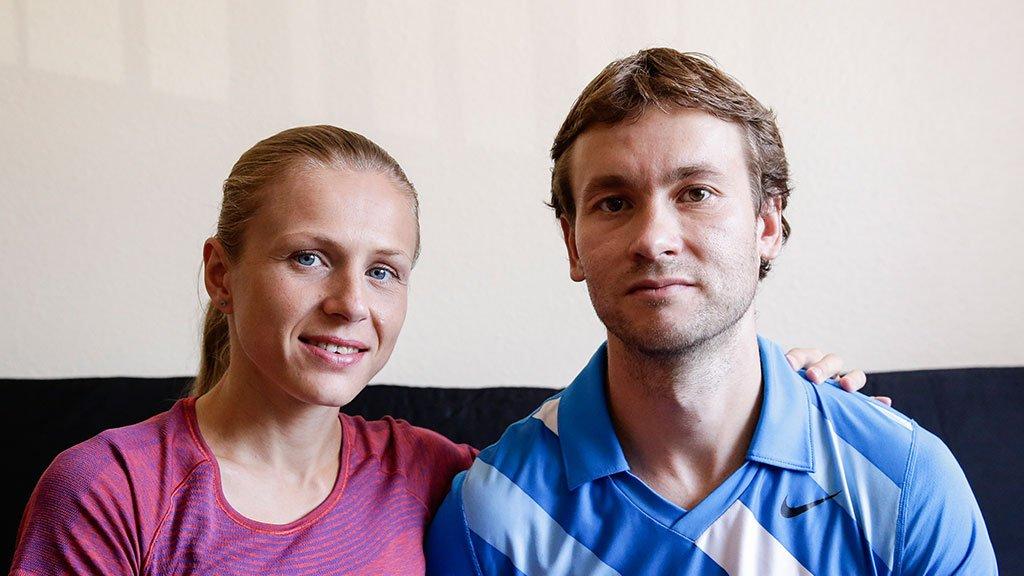 Юлия и Виталий Степановы получили  награды от МОК